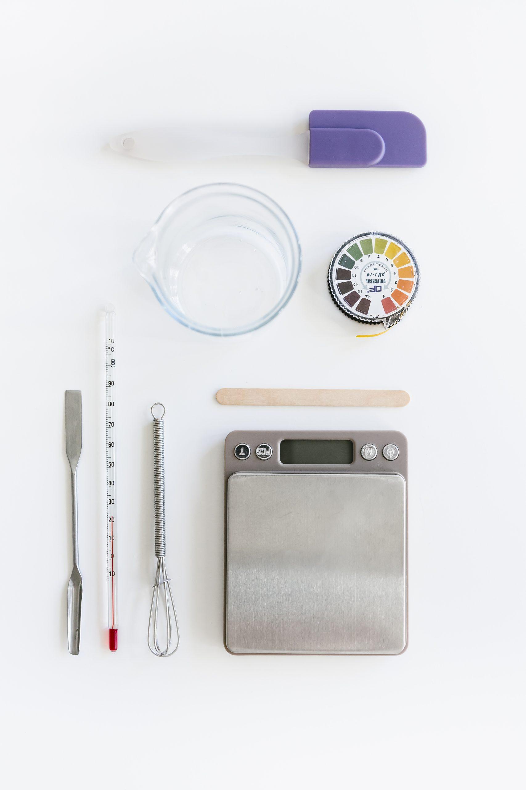 box bereidingsmateriaal diy cosmetica