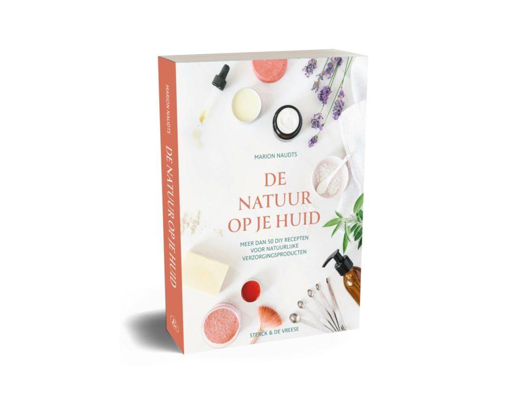 Boek De natuur op je huid